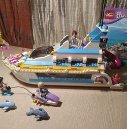 Lego Friends Cruise Ship 41015