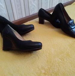Pantofi. 39 și 40. Nou.