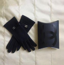 CHANEL γάντια για δώρο