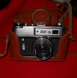 Фотоаппарат (ФЭД 5)