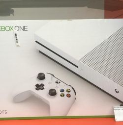 Xbox ONE Slim 500Gb-1000Gb + Warranty