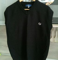 Vest man's Fred Perry M.