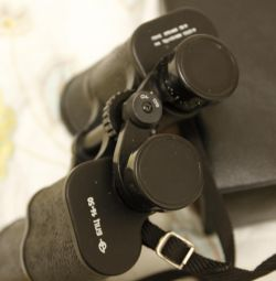 High magnification binoculars BPC 16x50 USSR