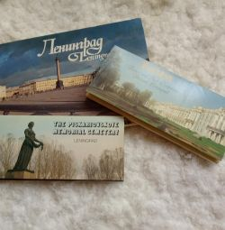 Набори листівок СРСР