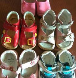 Sandale 18-21