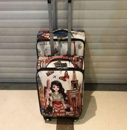 Children's suitcases