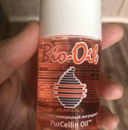 Λάδι από τα εκχυλίσματα Bio Oil