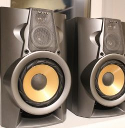SONY SPEAKERS 200 WATT SONY SS80