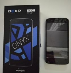 Used dexp cell phone without battery
