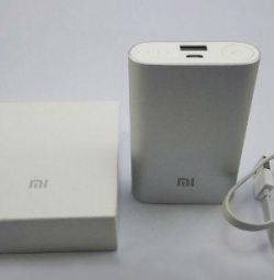 Power Bank XIAOMI 10,000 mAh external batteries