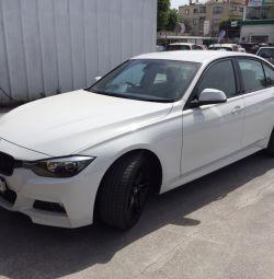 BMW 320d M-sport