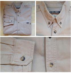 Shirt denim Colins R.50-52 100 βαμβάκι