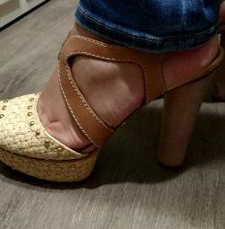 Prada Sandals ORIGINAL AT 38.5