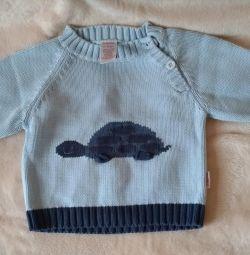 Un pachet de bluze pentru un băiat, 1-2 g.