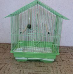 Κλουβί παπαγάλων