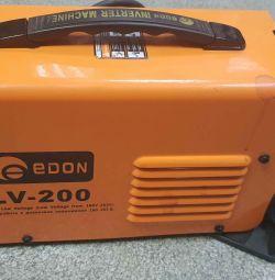 Edon LV-200 mașină de sudură
