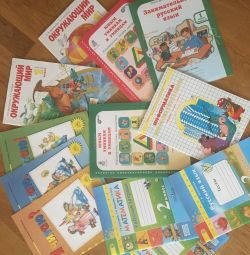 Textbooks and workbooks