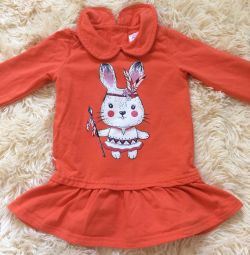 Dress for 12-24months, in excellent condition.
