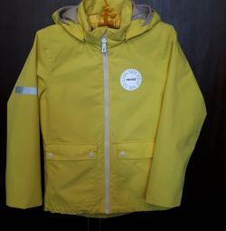 Куртка Reima 2 в 1 для дівчинки