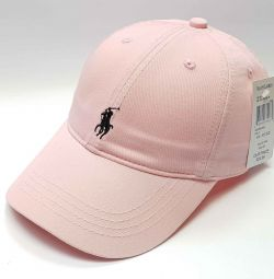 Cap de baseball Polo Ralph Lauren (roz)