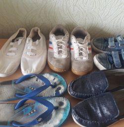 Pachet pantofi second-hand 32,33,34