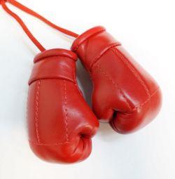 Mănuși de box, suvenire