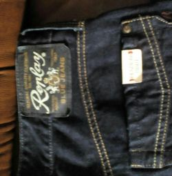 New ones. Brand jeans REPLAY