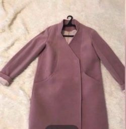 Coats demi season p 42 fabric Italy