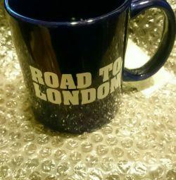 Londra 2012 Olimpiyatları'ndan yeni kupa