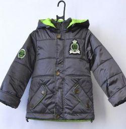 куртки 116,122,128