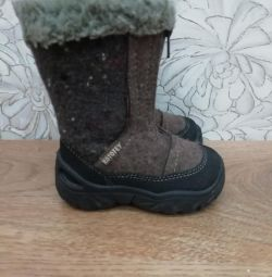Μπότες για παιδιά Kotofey