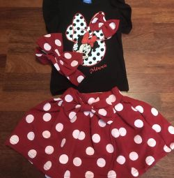 Costum Mickey Mouse 3 in 1