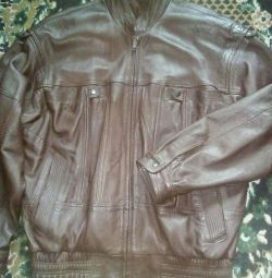 Nutvralaya leather jacket р 50-52