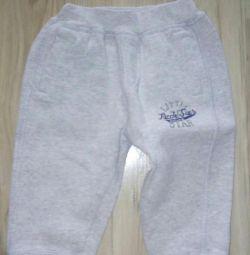 Trousers knitwear 74 cm (9 months)