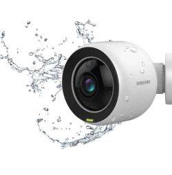 Aparat de fotografiat Samsung SmartCam SNH-V6430BNH rezistent la intemperii