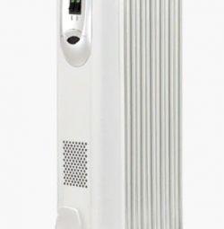 Новый, гарантия масляный радиатор Ballu BOH/CM-07