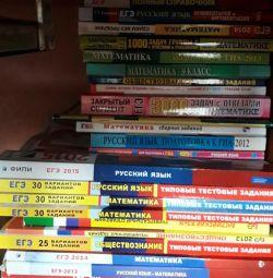 Ege için ders kitapları