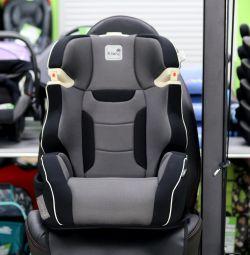Araba koltuğu Kiwy S23 9-36 kg'dan itibaren