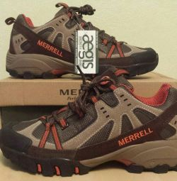 Кроссовки Merrell Outmost Vent Gore-Tex