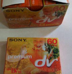 Cassette for mini camera SONY