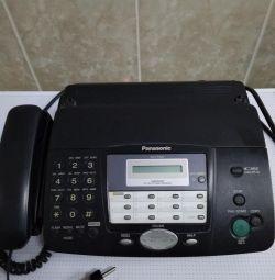 Факс-телефон,, Панасоник