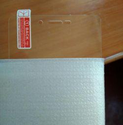 Glass on xiaomi redmi 4a, 4x3pro