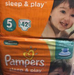 Nappies sleep & play