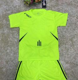 Children's Football Suit