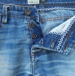 Men's Jeans, Straight