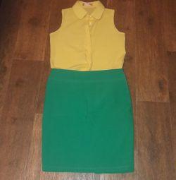 Η φούστα. 46 μέγεθος