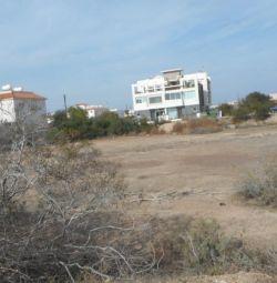 Οικόπεδο στο Παραλίμνι της Αμμοχώστου