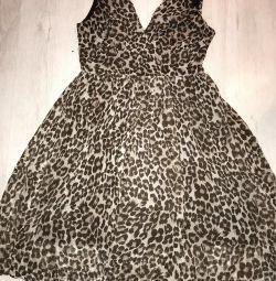 Платье шифон летнее