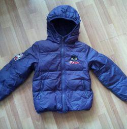 Down Jacket Benetton height 104-110