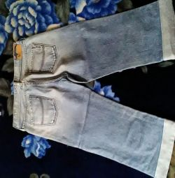 Jeans and denim breeches for women